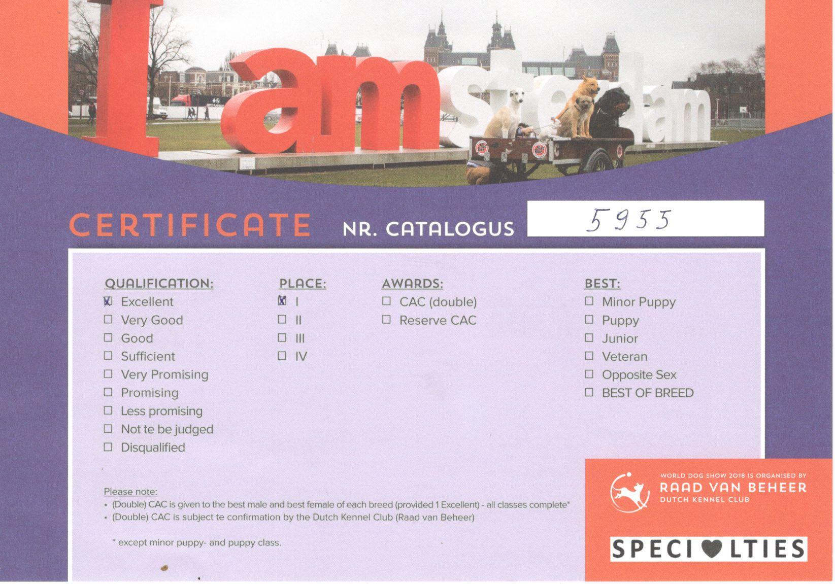 Specialties Amsterdam