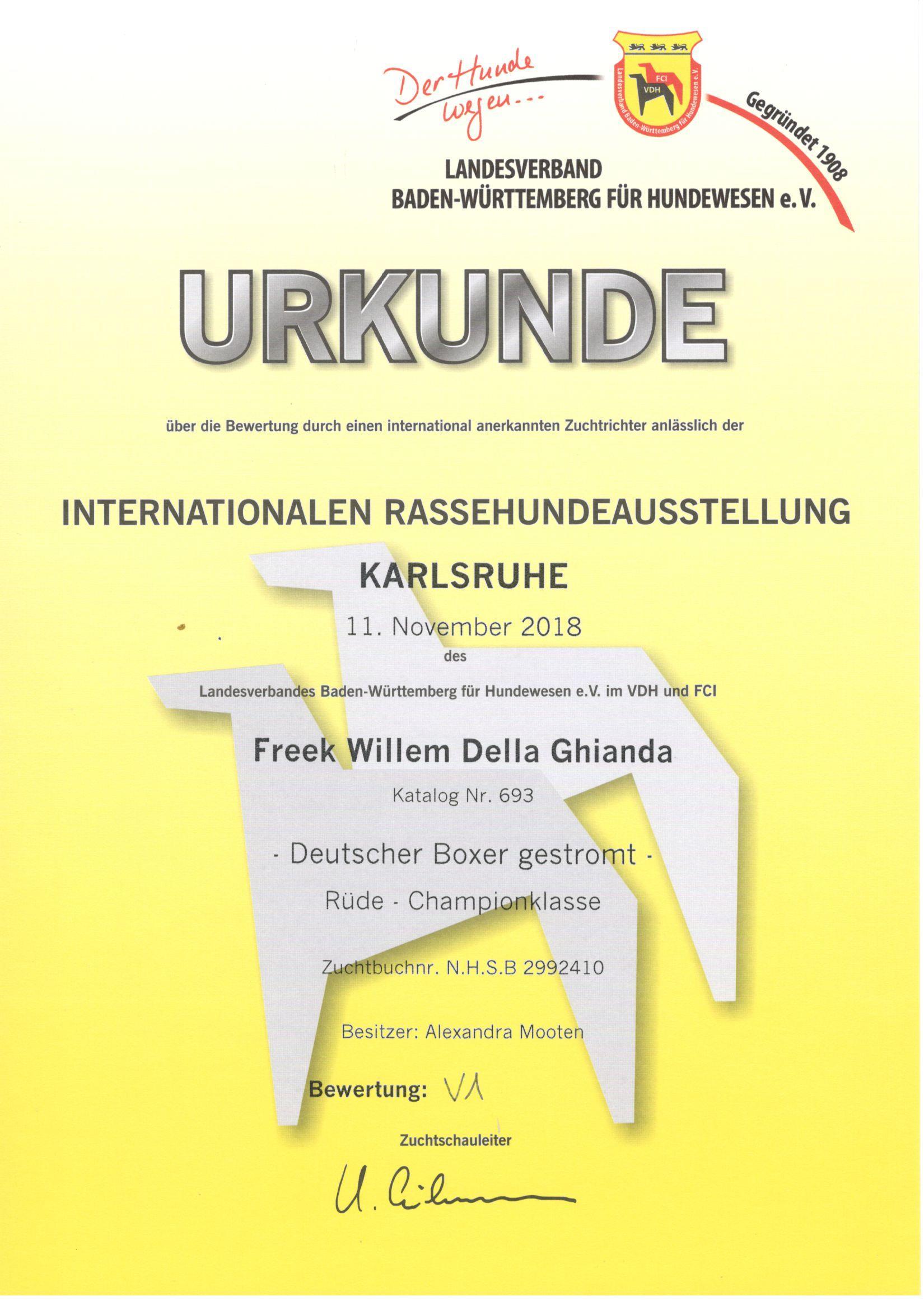 IRAS Karlsruhe